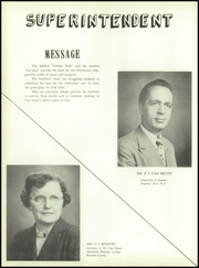 Page 8, 1955 Edition, Stow Monroe Falls High School - Stoanno Yearbook (Stow, OH) online yearbook collection