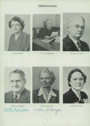 Page 10, 1946 Edition, John Adams High School - Rebelry Yearbook (Cleveland, OH) online yearbook collection