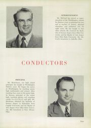 Page 13, 1951 Edition, Worthington High School - Cardinal Yearbook (Worthington, OH) online yearbook collection