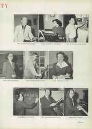 Page 15, 1951 Edition, Worthington High School - Cardinal Yearbook (Worthington, OH) online yearbook collection