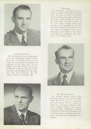 Page 13, 1952 Edition, Worthington High School - Cardinal Yearbook (Worthington, OH) online yearbook collection