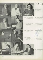Page 14, 1952 Edition, Worthington High School - Cardinal Yearbook (Worthington, OH) online yearbook collection