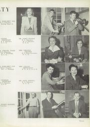 Page 15, 1952 Edition, Worthington High School - Cardinal Yearbook (Worthington, OH) online yearbook collection
