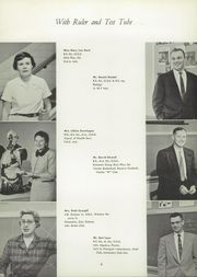 Page 10, 1959 Edition, Worthington High School - Cardinal Yearbook (Worthington, OH) online yearbook collection