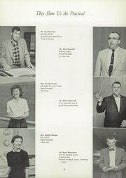 Page 12, 1959 Edition, Worthington High School - Cardinal Yearbook (Worthington, OH) online yearbook collection
