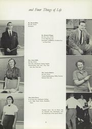 Page 13, 1959 Edition, Worthington High School - Cardinal Yearbook (Worthington, OH) online yearbook collection