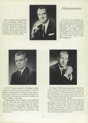 Page 7, 1959 Edition, Worthington High School - Cardinal Yearbook (Worthington, OH) online yearbook collection