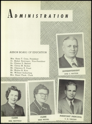 Page 11, 1953 Edition, Ellet High School - Elletian Yearbook (Akron, OH) online yearbook collection
