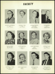 Page 12, 1953 Edition, Ellet High School - Elletian Yearbook (Akron, OH) online yearbook collection