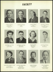 Page 14, 1953 Edition, Ellet High School - Elletian Yearbook (Akron, OH) online yearbook collection