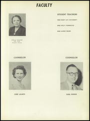 Page 15, 1953 Edition, Ellet High School - Elletian Yearbook (Akron, OH) online yearbook collection