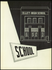 Page 9, 1953 Edition, Ellet High School - Elletian Yearbook (Akron, OH) online yearbook collection