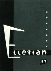Page 1, 1957 Edition, Ellet High School - Elletian Yearbook (Akron, OH) online yearbook collection
