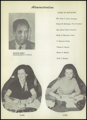Page 10, 1957 Edition, Ellet High School - Elletian Yearbook (Akron, OH) online yearbook collection