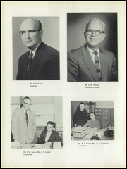 Page 12, 1960 Edition, Ellet High School - Elletian Yearbook (Akron, OH) online yearbook collection