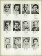 Page 14, 1960 Edition, Ellet High School - Elletian Yearbook (Akron, OH) online yearbook collection