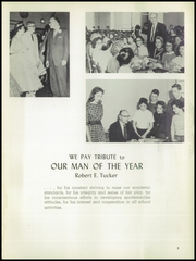 Page 9, 1960 Edition, Ellet High School - Elletian Yearbook (Akron, OH) online yearbook collection