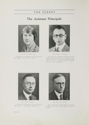 Page 14, 1928 Edition, Collinwood High School - Railroader Yearbook (Cleveland, OH) online yearbook collection