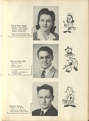 Page 15, 1944 Edition, Collinwood High School - Railroader Yearbook (Cleveland, OH) online yearbook collection
