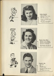 Page 16, 1944 Edition, Collinwood High School - Railroader Yearbook (Cleveland, OH) online yearbook collection