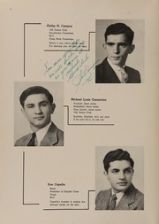 Page 16, 1945 Edition, Collinwood High School - Railroader Yearbook (Cleveland, OH) online yearbook collection
