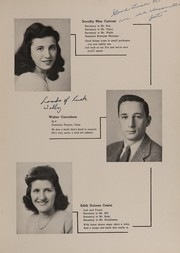 Page 17, 1945 Edition, Collinwood High School - Railroader Yearbook (Cleveland, OH) online yearbook collection