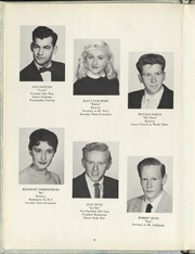 Page 10, 1956 Edition, Collinwood High School - Railroader Yearbook (Cleveland, OH) online yearbook collection
