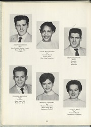 Page 14, 1956 Edition, Collinwood High School - Railroader Yearbook (Cleveland, OH) online yearbook collection