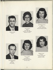 Page 15, 1956 Edition, Collinwood High School - Railroader Yearbook (Cleveland, OH) online yearbook collection