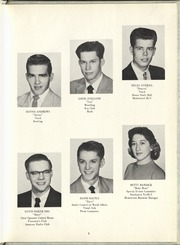 Page 7, 1956 Edition, Collinwood High School - Railroader Yearbook (Cleveland, OH) online yearbook collection