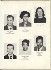 Page 9, 1956 Edition, Collinwood High School - Railroader Yearbook (Cleveland, OH) online yearbook collection