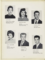 Page 10, 1960 Edition, Collinwood High School - Railroader Yearbook (Cleveland, OH) online yearbook collection