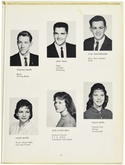 Page 11, 1960 Edition, Collinwood High School - Railroader Yearbook (Cleveland, OH) online yearbook collection
