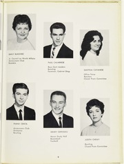 Page 13, 1960 Edition, Collinwood High School - Railroader Yearbook (Cleveland, OH) online yearbook collection