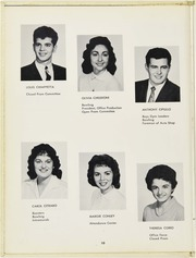 Page 14, 1960 Edition, Collinwood High School - Railroader Yearbook (Cleveland, OH) online yearbook collection