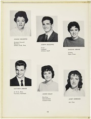 Page 16, 1960 Edition, Collinwood High School - Railroader Yearbook (Cleveland, OH) online yearbook collection