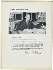 Page 6, 1960 Edition, Collinwood High School - Railroader Yearbook (Cleveland, OH) online yearbook collection