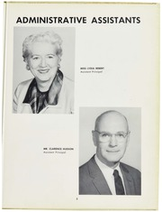 Page 7, 1960 Edition, Collinwood High School - Railroader Yearbook (Cleveland, OH) online yearbook collection