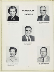 Page 8, 1960 Edition, Collinwood High School - Railroader Yearbook (Cleveland, OH) online yearbook collection
