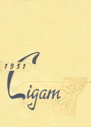 1951 Edition, Barberton High School - Cigam Yearbook (Barberton, OH)