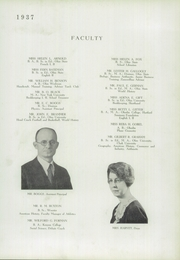 Page 13, 1937 Edition, Zanesville High School - Comus Yearbok (Zanesville, OH) online yearbook collection
