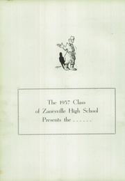 Page 6, 1937 Edition, Zanesville High School - Comus Yearbok (Zanesville, OH) online yearbook collection