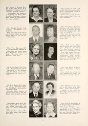 Page 13, 1945 Edition, Zanesville High School - Comus Yearbok (Zanesville, OH) online yearbook collection