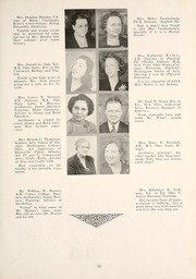 Page 15, 1945 Edition, Zanesville High School - Comus Yearbok (Zanesville, OH) online yearbook collection
