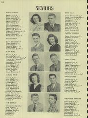 Page 12, 1947 Edition, Zanesville High School - Comus Yearbok (Zanesville, OH) online yearbook collection