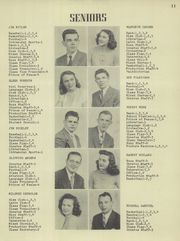 Page 13, 1947 Edition, Zanesville High School - Comus Yearbok (Zanesville, OH) online yearbook collection