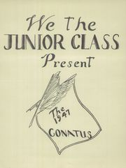 Page 3, 1947 Edition, Zanesville High School - Comus Yearbok (Zanesville, OH) online yearbook collection