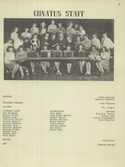 Page 7, 1947 Edition, Zanesville High School - Comus Yearbok (Zanesville, OH) online yearbook collection