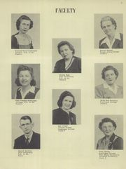 Page 9, 1947 Edition, Zanesville High School - Comus Yearbok (Zanesville, OH) online yearbook collection