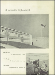 Page 7, 1955 Edition, Zanesville High School - Comus Yearbok (Zanesville, OH) online yearbook collection